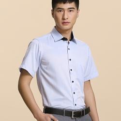 男士短袖衬衫