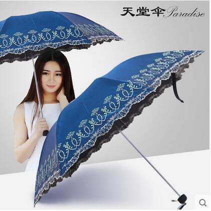 天堂伞防紫外线遮阳伞