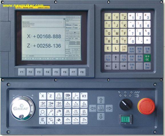 GREAT-150iMJ-Ⅱ铣床数控系统