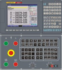 数控铣床系统GUNT-330IM