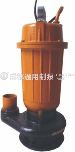 WQ全扬程污水污物潜水电泵