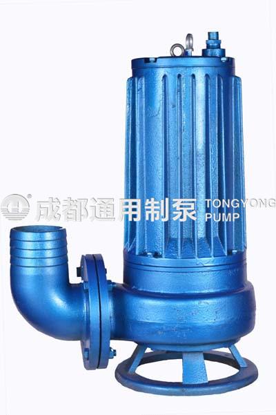 AS污水污物潜水电泵